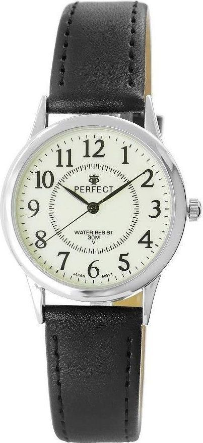 Zegarek Perfect Zegarek Męski PERFECT 009F Fluorescencja uniwersalny 1