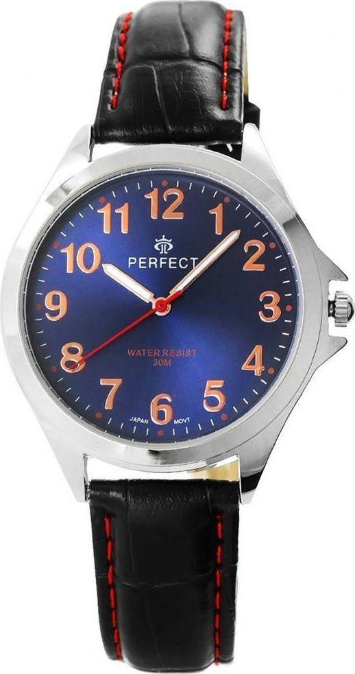 Zegarek Perfect Zegarek Męski PERFECT C412-D-2 uniwersalny 1