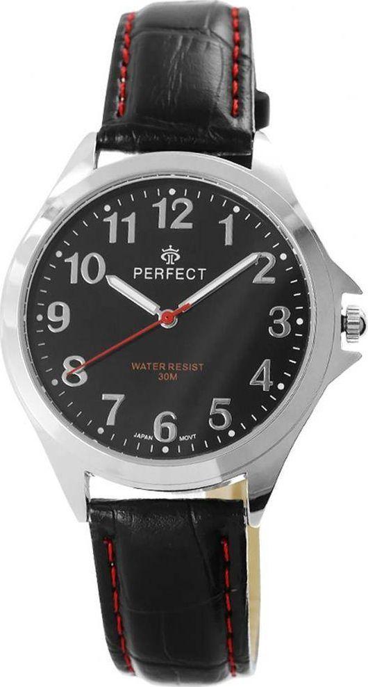 Zegarek Perfect Zegarek Męski PERFECT C412-D-1 uniwersalny 1