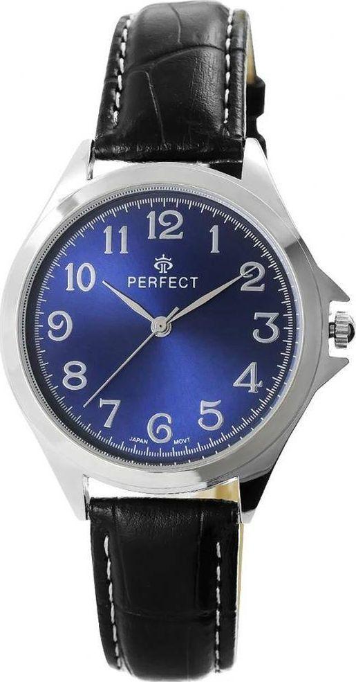 Zegarek Perfect Zegarek Męski PERFECT C412-B uniwersalny 1
