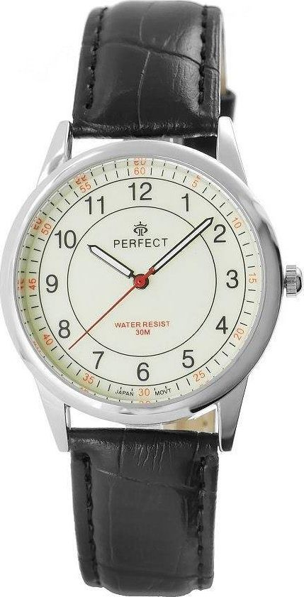 Zegarek Perfect Zegarek Męski PERFECT C402-H-2 Fluorescencja uniwersalny 1