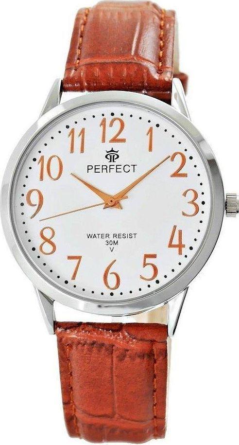 Zegarek Perfect Zegarek Męski PERFECT A4020-W uniwersalny 1