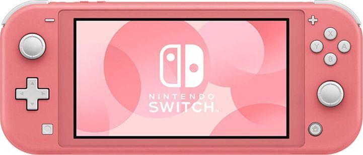 Nintendo Switch Lite + Animal Crossing: New Horizon + 3 miesiące Nintendo Online 1