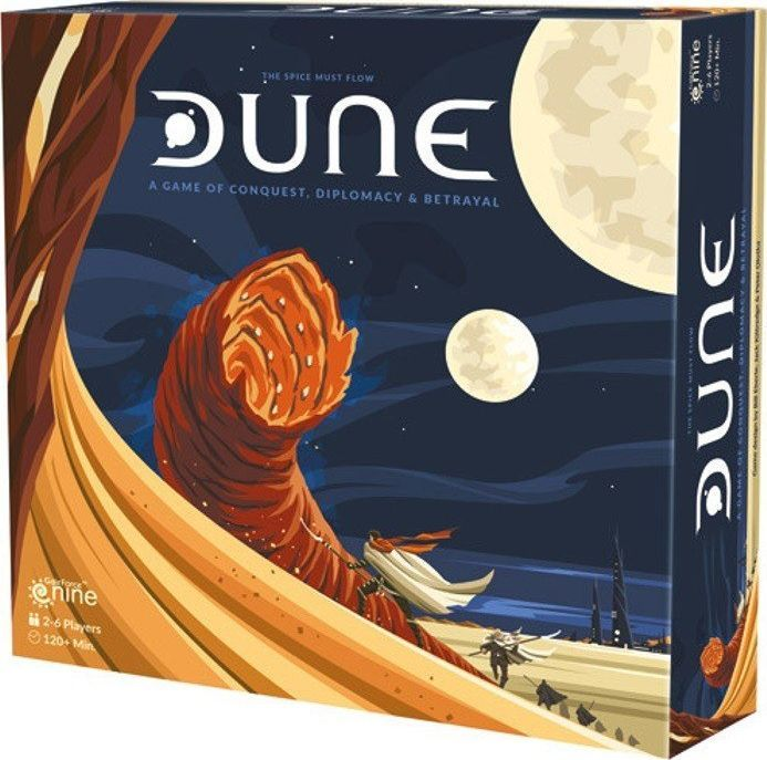 Rebel Gra Dune (Edycja Polska) Diuna Gale force nine 1