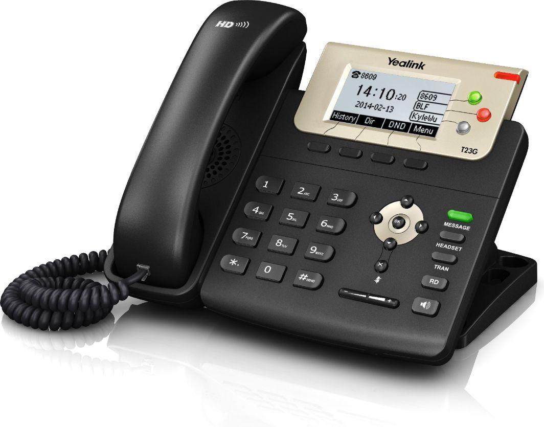 Telefon Yealink SIP-T23G 1