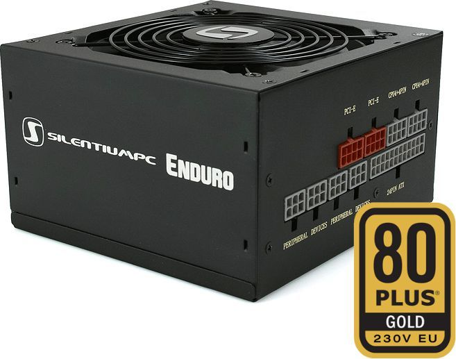 Zasilacz SilentiumPC Enduro FM1 650W (SPC119) 1