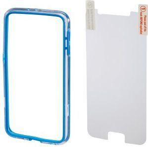 Hama ramka ochronna + folia Samsung Galaxy S6 (001367360000) 1