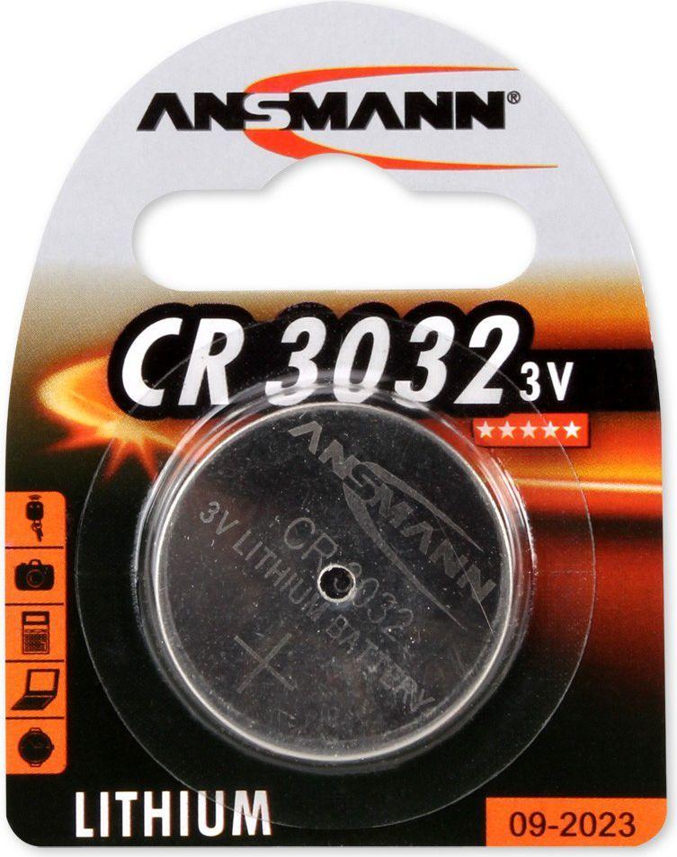 Ansmann Bateria CR3032 158mAh 1szt. 1