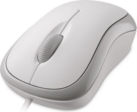 Mysz Microsoft Basic (4YH-00008) 1