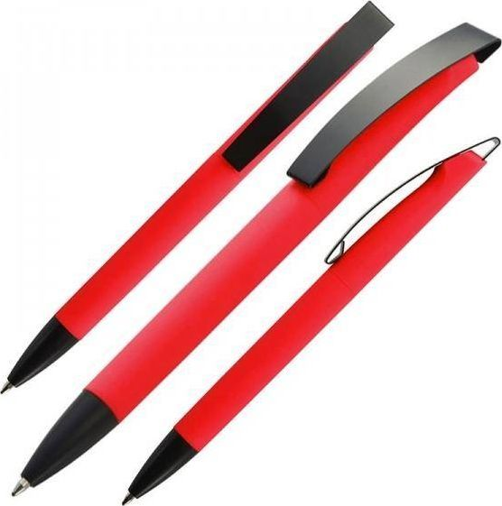 Basic Długopis plastikowy BRESCIA uniwersalny 1