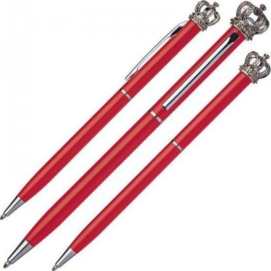 Basic Długopis metalowy KINGS PARK uniwersalny 1