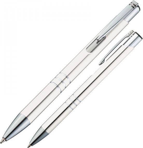 Basic Długopis metalowy ASCOT uniwersalny 1