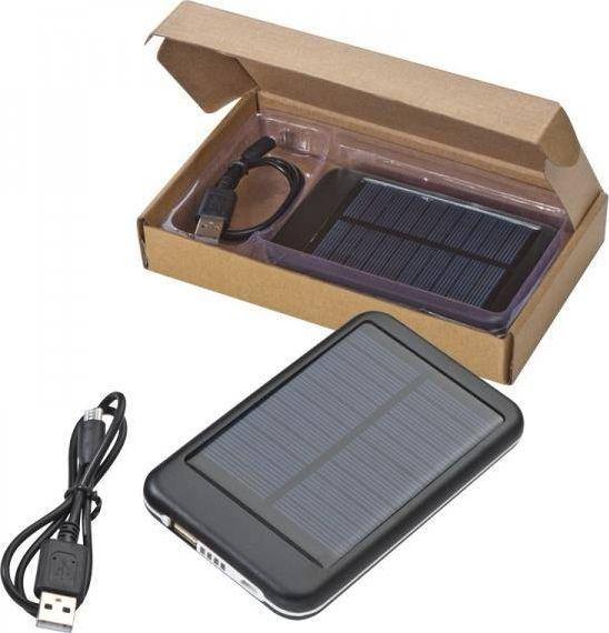 Powerbank Basic Power bank solarny PHILADELPHIA uniwersalny 1