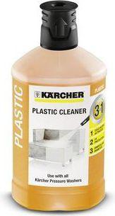 Karcher Środek do czyszczenia plastiku 3 w 1, 1 litr (6.295-758.0) 1