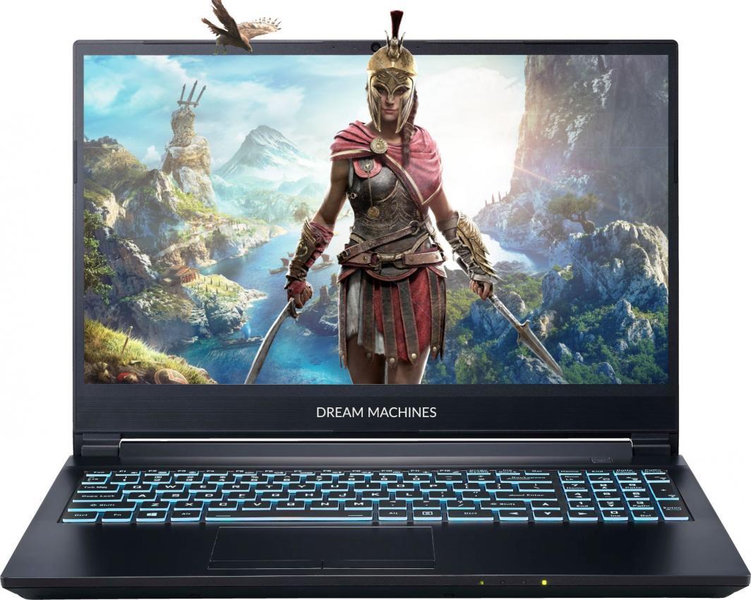 Laptop Dream Machines G1660Ti-15PL50 16 GB RAM/ 500 GB M.2/ Windows 10 Home   1