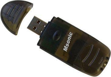 Czytnik Vakoss MC128U, czarny (MC128UK) 1