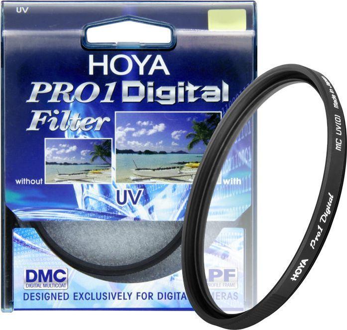 Filtr Hoya UV Pro1 Digital 49mm (YDUVP049) 1