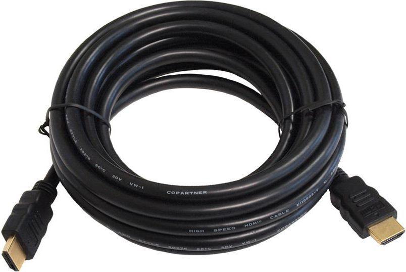 Kabel Art HDMI - HDMI 15m czarny (KABHD/HD 15M AL-OEM-36) 1