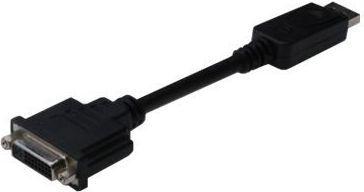 Kabel Assmann 0.15m czarny (AK-340401-001-S) 1