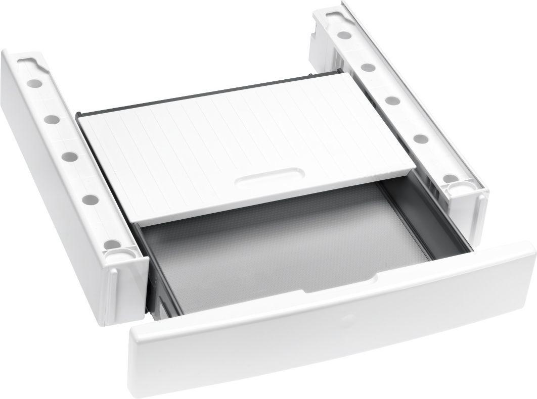 Miele Listwa łącząca pralkę i suszarkę w kolumnie z szufladą do WhiteEdition WTV 512 1