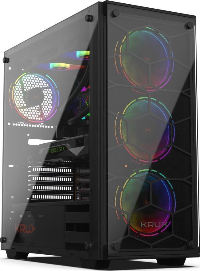 Komputer Kowalski Core i5-10400F, 16 GB, RTX 2060, 500 GB M.2 PCIe Windows 10  1