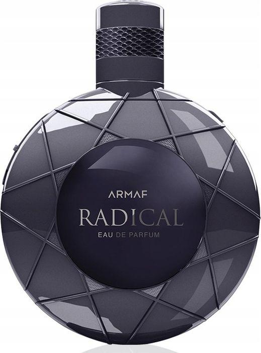 armaf radical blue