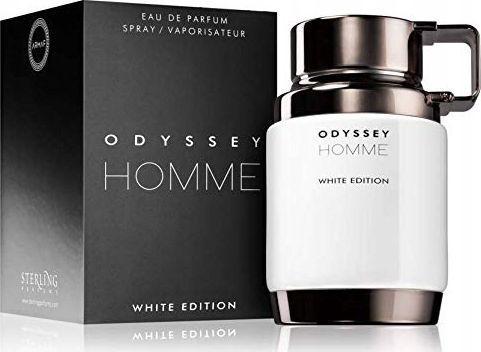 armaf odyssey homme white edition