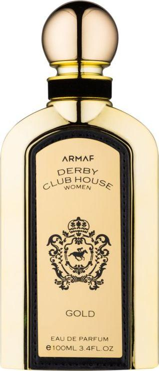 armaf derby club house gold women