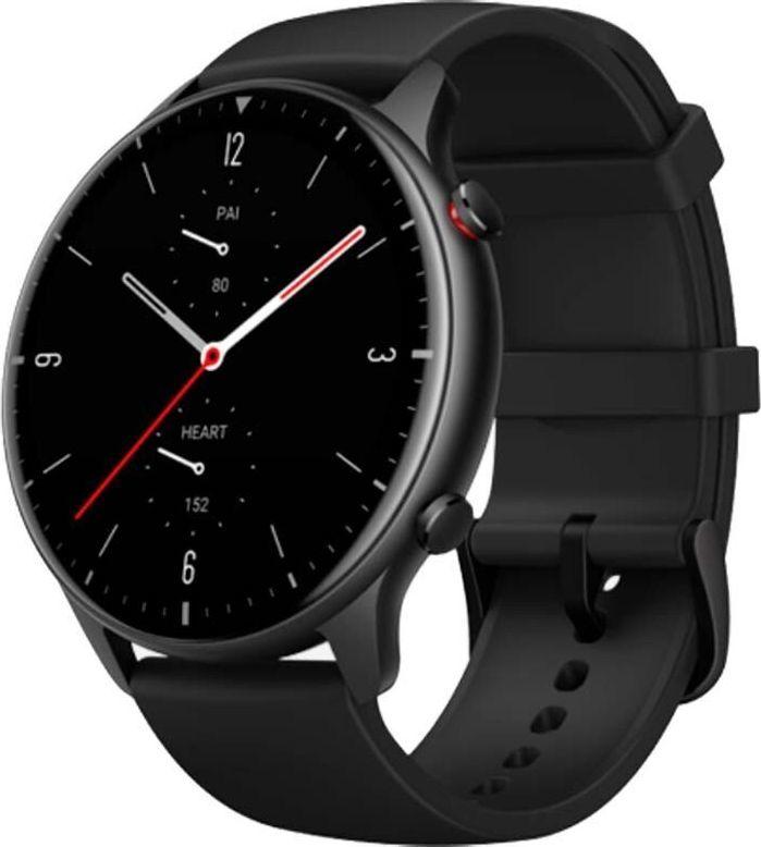Smartwatch Xiaomi Amazfit GTR 2 Sport edition Obsidian Black Czarny  (ZEG-SMW-0065) 1