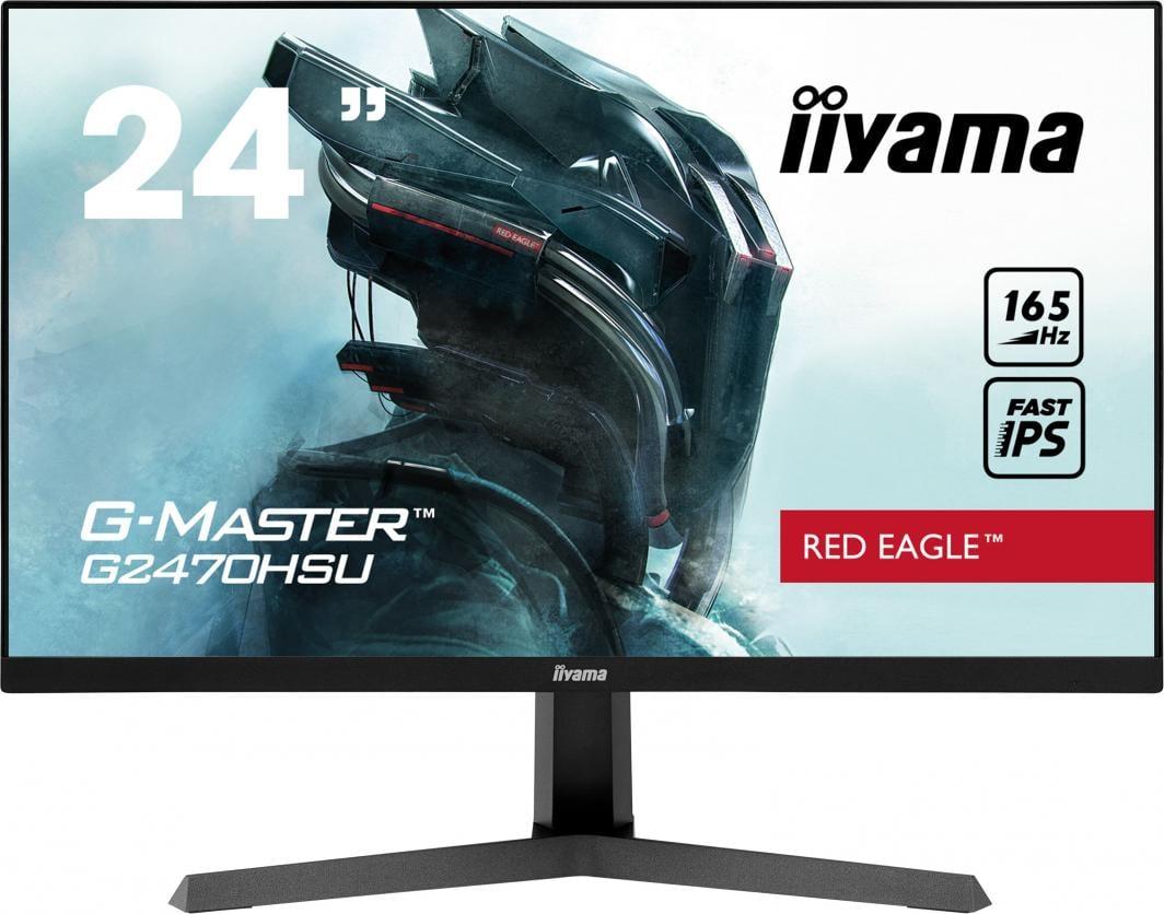 Monitor iiyama G-Master G2470HSU-B1 1