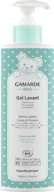 Gamarde Gel Lavant żel myjący dla dzieci  1