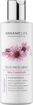 Organic Life Płyn Micelarny do demakijażu Skin Essentials 200 ml  1