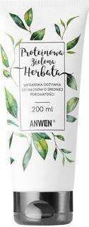 Anwen Odżywka proteinowa zielona herbata. Do włosów średnioporowatych - 200 ml (4811) 1