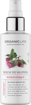 Organic Life Serum do włosów wzmacniające 150g uniwersalny 1