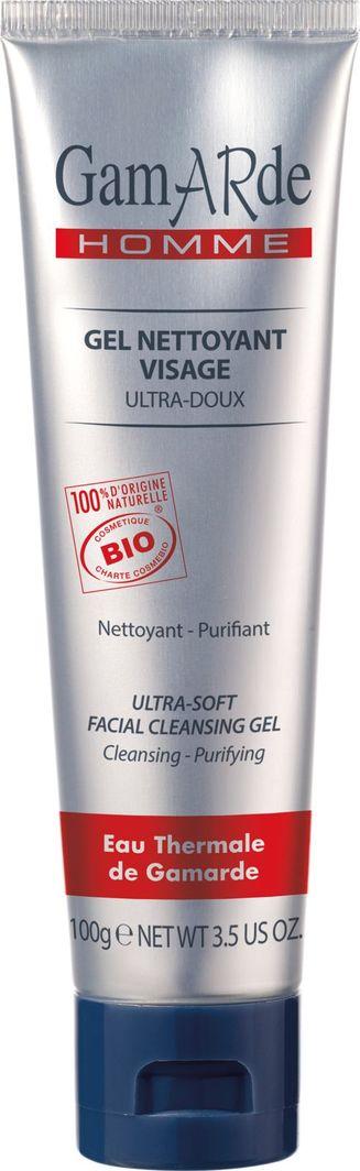 Gamarde Gamarde Ultradelikatny żel do mycia twarzy 100 g uniwersalny 1