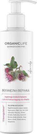 Organic Life Organic Life - Botaniczna odżywka wzmacniająca 250g uniwersalny 1