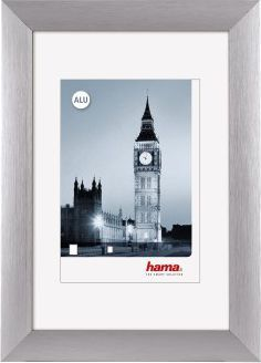 Ramka Hama London 30x40, Aluminium , srebrna (84914) 1