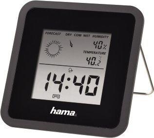 Stacja pogodowa Hama TH50 Czarny (001139870000) 1