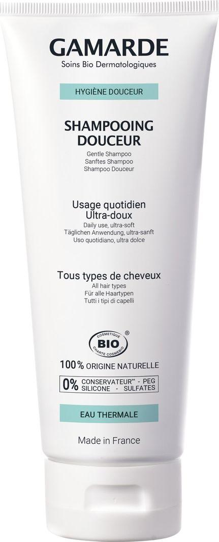Gamarde Delikatny szampon oczyszczający 200 g  1