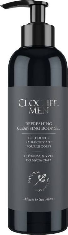 Clochee Clochee - Odświeżający żel do mycia ciała - 250 ml uniwersalny 1