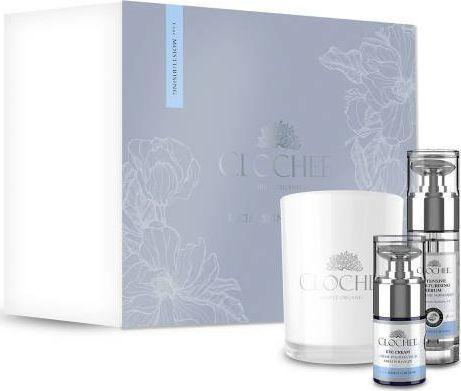 Clochee Clochee - Moisturizing facial skin care set uniwersalny 1