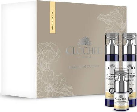 Clochee Clochee - Anti-age facial skin care set uniwersalny 1