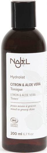 Najel Hydrolat cytrynowy z aloesem 200 ml  1
