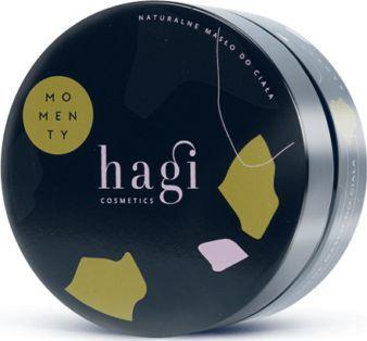 Hagi Hagi - Naturalne masło do ciała momenty - 100 ml uniwersalny 1