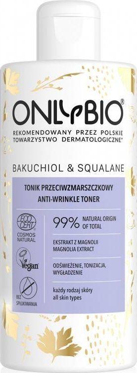 Only Bio Przeciwzmarszczkowy tonik 300 ml 1