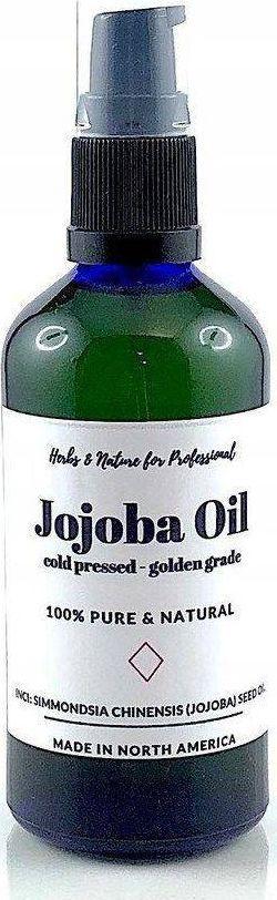 INSTYTUT AROMATERAPII Instytut Aromaterapii - Olej Jojoba 30 ml uniwersalny 1