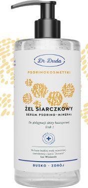 Dr Duda Dr Duda - Żel Siarczkowy. Serum Psorino-Mineral - 500 g uniwersalny 1