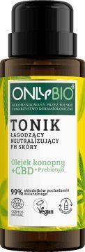 Only Bio Tonik łagodząco-neutralizujący PH skóry wrażliwej 300 ml 1