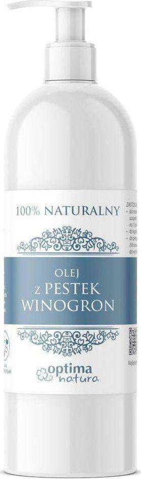 Optima Natura Optima natura - Olej z pestek winogron - 400 ml uniwersalny 1