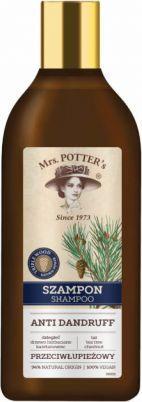 Mrs. Potters Szampon przeciwłupieżowy Triple Wood 1